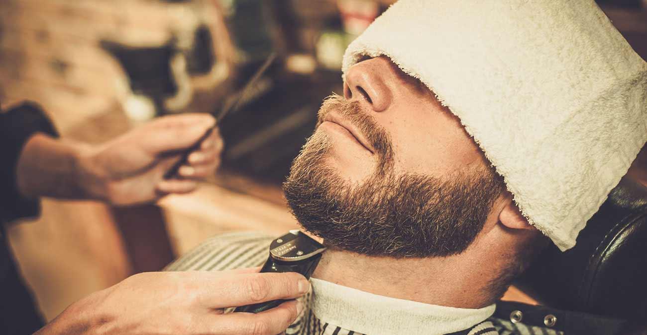 The Shave Barbershop wordpress website theme